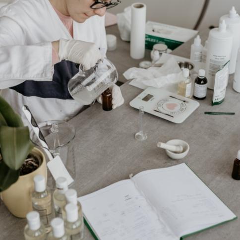 ateliers cosmétiques à Bordeaux